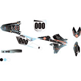 Attack Graphics Custom Havoc Complete Bike Graphics Kit