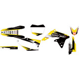 Attack Graphics Custom Roost Complete Bike Graphics Kit