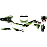 Attack Graphics Custom Turbine Complete Bike Graphics Kit