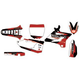 Attack Graphics Custom Roost Complete Bike Restyle Graphics Kit