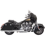 "Bassani Xhaust 4"" Performance Slip-On Mufflers (No CA)"