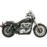 Bassani Xhaust Radial Sweepers Motorcycle Exhaust System