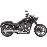 Bassani Xhaust Road Rage 2 into 1 Motorcycle Exhaust System