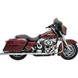 "Bassani Xhaust 3.5"" Slash Cut Slip-On Mufflers (No CA)"