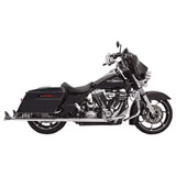 "Bassani Xhaust 2.25"" Fishtail Slip-On Mufflers (No CA)"