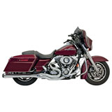 Bassani Xhaust Road Rage II Mega Power 2 into 1 Exhaust System (No CA)