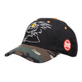 BB4 Chupacabra Low Profile Snapback Hat