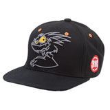 BB4 Chupacabra Snapback Hat Black