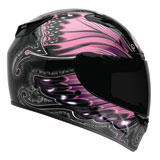 Bell Vortex Monarch Motorcycle Helmet