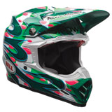 Bell Moto-9 Carbon Flex McGrath Replica Helmet