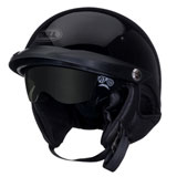 Bell Pit Boss Motorcycle Helmet Black
