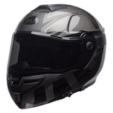 Bell SRT Blackout Helmet Black/Grey