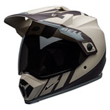 Bell MX-9 Adventure Dash MIPS Helmet Sand/Brown/Grey
