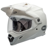 Bell MX-9 Adventure MIPS Helmet White