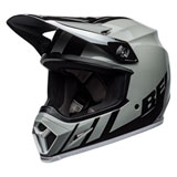 Bell MX-9 Dash MIPS Helmet Grey/Black/White