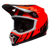 Bell MX-9 Dash MIPS Helmet Orange/Black