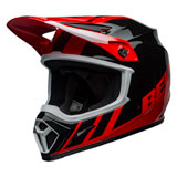 Bell MX-9 Dash MIPS Helmet Red/Black