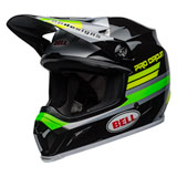 Bell MX-9 Pro Circuit 2020 MIPS Helmet Black/Green