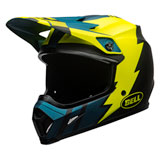 Bell MX-9 Strike MIPS Helmet Matte Black/Yellow