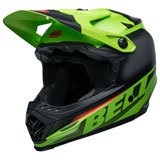 Bell Youth Moto-9 Glory MIPS Helmet Matte Green/Black/Infrared