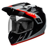 Bell MX-9 Adventure Dash MIPS Helmet Black/White/Orange