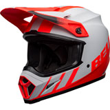 Bell MX-9 Dash MIPS Helmet Matte Grey/Infrared/Black