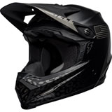 Bell Youth Moto-9 Slayco MIPS Helmet Matte/Gloss Black/Grey
