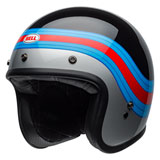 Bell Custom 500 Pulse Helmet Black/Blue/Red