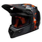 Bell MX-9 w/MIPS Helmet Presence Black/Flo Orange Camo