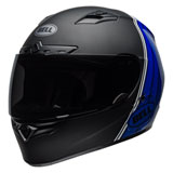 Bell Qualifier DLX Illusion MIPS Helmet Black/Blue