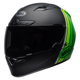 Bell Qualifier DLX Illusion MIPS Helmet Black/Green