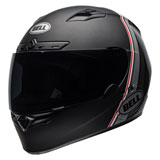 Bell Qualifier DLX Illusion MIPS Helmet Black/Silver