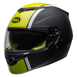 Bell RS-2 Rally Helmet Black/White/Hi-Viz