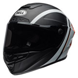 Bell Star Tantrum MIPS Helmet Black/White/Orange