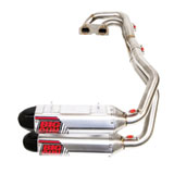 Big Gun EXO Series Dual Full Exhaust System
