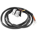 Biker's Choice Late Style Handlebar Switch, Dimmer/Horn