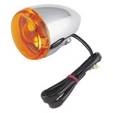 Biker's Choice Rear Bullet Turn Signal Single Filament