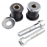 Biker's Choice Urethane Handlebar Bushings with Fine Thread Bolts