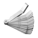 Bike Master Tappet Feeler Gauge Set - 12-Blade Combination