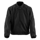 Black Brand Flow Motorcycle Jacket