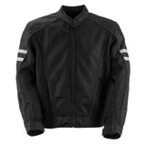 Black Brand Venturi Motorcycle Jacket