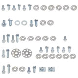 Bolt Works Full Plastics Fastener Kit