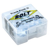 Bolt Japanese Style Track Pack II 54 Piece Kit