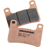 Braking Brake Pads - CM55 Compound