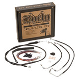 Burly Extended Control Cable Kit with ABS