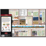 Butler Motorcycle Maps Utah Backcountry Discover Route: Dual Sport Map