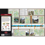Butler Motorcycle Maps Washington Backcountry Discover Route: Dual Sport Map