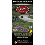 Butler Motorcycle Maps Southern Appalachia