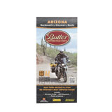 Butler Motorcycle Maps Arizona Backcountry Discover Route: Dual Sport Map
