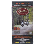 Butler Motorcycle Maps New Mexico Backcountry Discover Route: Dual Sport Map